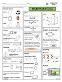 3rd Grade Math STAAR Study Guide