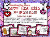 3rd Grade Math Scoot - Application Word Problems and Scoot Timer