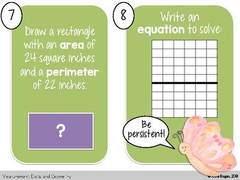 3rd Grade Math Spiral Review