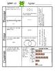 3rd Grade Math Spiral Review (TEKS aligned) Weeks 9-12