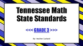3rd Grade Math Standards (TN)