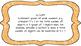 3rd Grade Math Standards on Orange Colored Frame