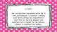 3rd Grade Math Standards on Pink Star Frame