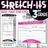 3rd Grade Math Stretch-Its™
