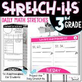 3rd Grade Math Stretch-Its™