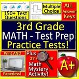 3rd Grade Test Prep Math Practice Smarter Balanced, PARCC, CAASPP