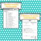 3rd Grade Math: Unit 1 - Eureka/EngageNY Complete Supplement Bundle