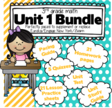 3rd Grade Math: Unit 1 - Eureka/EngageNY Complete Suppleme