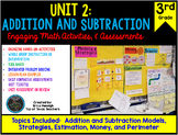 3rd Grade Math Unit 2: Addition & Subtraction TEKS Instruction & Intervention