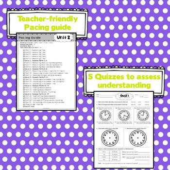 3rd Grade Math: Unit 2 - Eureka/EngageNY Complete Supplement Bundle