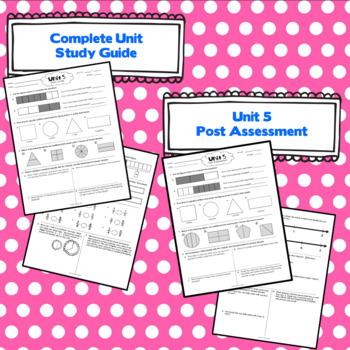 3rd Grade Math: Unit 5 - Eureka/EngageNY Supplement Bundle