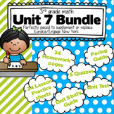 3rd Grade Math: Unit 7 - Eureka/EngageNY/Zearn Supplement Bundle