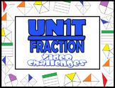 3rd Grade Math- Unit Fraction Video Challenges (3.G.A.2  &