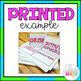 3rd Grade Math Vocabulary: Flip Card Word Wall (134 WORDS!)