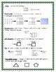 3rd Grade Math Vocabulary Module 4 & 5