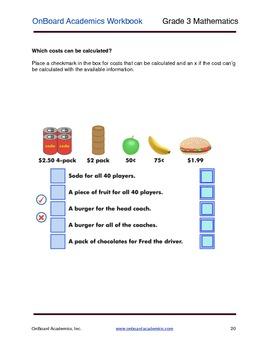 3rd Grade Math Volume 3