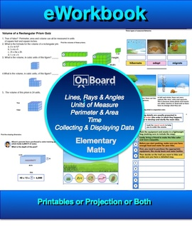 3rd Grade Math Volume 6