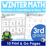 Math Winter Warm Ups
