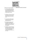 3rd Grade Math Word Problems - #1