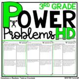 3rd Grade Math Word Problems Homework Printables Math Word Problems 3.OA