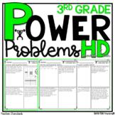3rd Grade Math Word Problems Homework Printables Math Word Problems Fractions