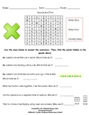 3rd Grade Math Word Search