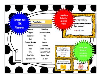 3rd Grade Math Word Wall - Data Analysis TEKS 3.8A&B