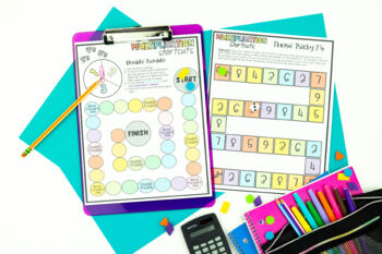 3rd Grade Math Workshop ENTIRE YEAR BUNDLE
