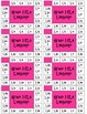 3rd Grade Math and ELA Common Core Punch Cards and Recordi