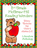 3rd Grade McGraw-Hill Reading Wonders Unit 4 Vocabulary &