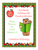 3rd Grade McGraw-Hill Reading Wonders Unit 6 Vocabulary & Story Quizzes