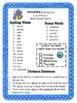 3rd Grade McGraw-Hill Wonders Unit 4 Spelling Lists