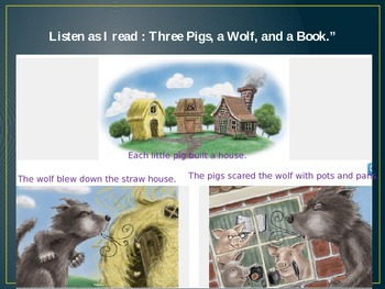 3rd Grade Mcgraw Hill Reading Wonders powerpoint slides for Unit 1 Week 1 Day 1