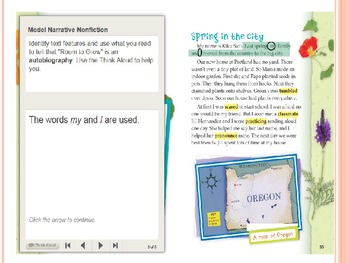 3rd Grade Mcgraw Hill Reading Wonders powerpoint slides for Unit 1 Week 3 Day 2