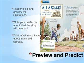 3rd Grade Mcgraw Hill Reading Wonders powerpoint slides for Unit 1 Week 4 Day 3
