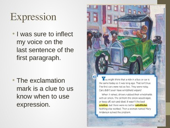3rd Grade Mcgraw Hill Reading Wonders powerpoint slides for Unit 1 Week 4 Day 4