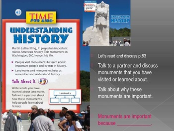 3rd Grade Mcgraw Hill Reading Wonders powerpoint slides for Unit 1 Week 5 Day 1