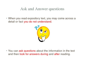 3rd Grade Mcgraw Hill Reading Wonders powerpoint slides for Unit 1 Week 5 Day 2
