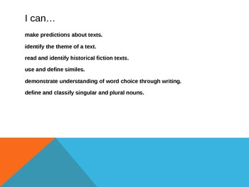 3rd Grade Mcgraw Hill Reading Wonders powerpoint slides for Unit 2 Week 2 Day 5