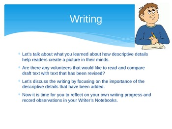 3rd Grade Mcgraw Hill Reading Wonders powerpoint slides for Unit 2 Week 5 Day 5