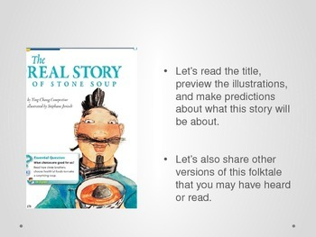 3rd Grade Mcgraw Hill Reading Wonders powerpoint slides for Unit 4 Week 1 Day 3