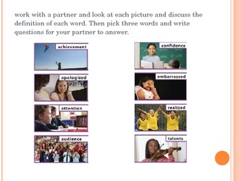 3rd Grade Mcgraw Hill Reading Wonders powerpoint slides for Unit 4 Week 2 Day 1