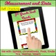 3rd Grade Measurement and Data Math Task Cards 3.MD.A and 3.MD.B Test Prep