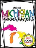 3rd Grade Michigan Government Social Studies Distance Lear