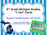 3rd Grade Michigan Studies I Can Statements