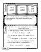 3rd Grade Morning Work Journal Set 4 [fourth 10 weeks]