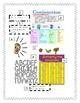 3rd Grade Mountain Language Cheat Sheet