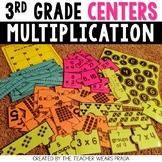 3rd Grade Multiplication Centers