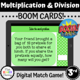 3rd Grade Multiplication & Division Word Problems CGI |CCS