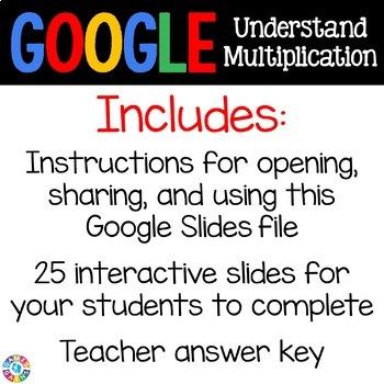 3rd Grade Multiplication: Equal Groups, Arrays {3.OA.1, 3.OA.3} Google Classroom